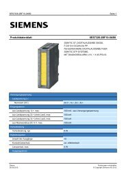 Product data sheet 6ES7326-2BF10-0AB0 - TP Automation e.K.