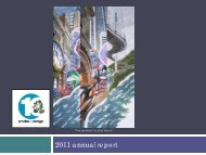 ObD 2011 annual report - Omaha By Design