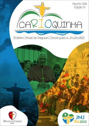 caRIOquinha ed.1 Port