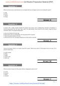 Symantec ST0-148 CertifySchool Exam Actual Questions (PDF) - Page 2