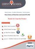 Symantec ST0-148 CertifySchool Exam Actual Questions (PDF) - Page 5