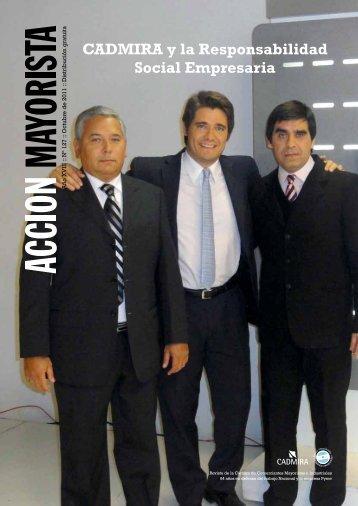 Descargar Revista Acción Mayorista Nro.126 - CADMIRA