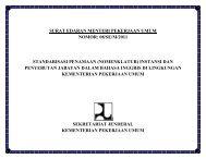 surat edaran menteri pekerjaan umum nomor: 08/se/m/2011 ...