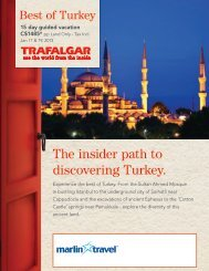 The insider path to discovering Turkey.