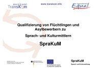 Präsentation (PDF) - Transkom