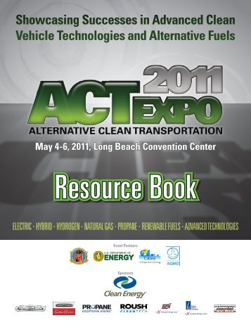 Resource Book - Low Carbon Fuels Conference Series