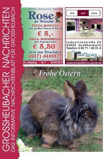 Großheubacher Nachrichten Ausgabe 07-2012 - STOPTEG Print ...