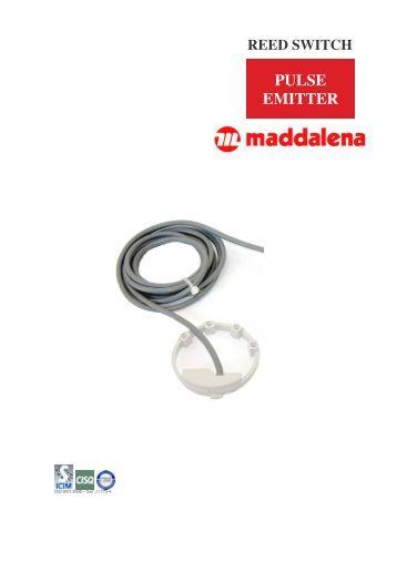 Reed pulse emitter - Maddalena
