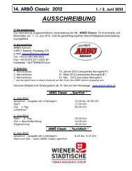 ARBÖ Classic 2005 - ARBÖ Rallye