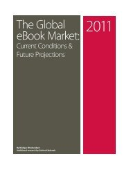 The Global eBook Market: - Publishers Weekly