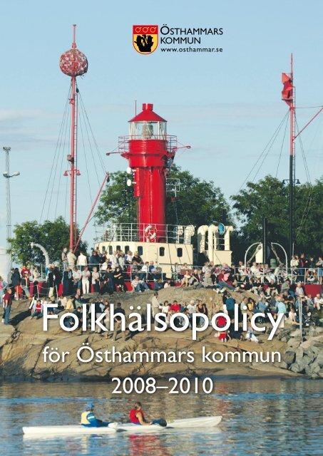 för Östhammars kommun 2008–2010