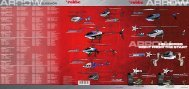 right from the start heli series arrow heli series ersatzteile + ... - Robbe