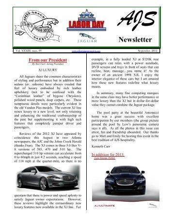 September - The Car Nut