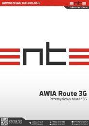 AWIA Route 3G - Ente