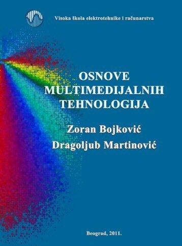 Osnove multimedijalnih tehnologija