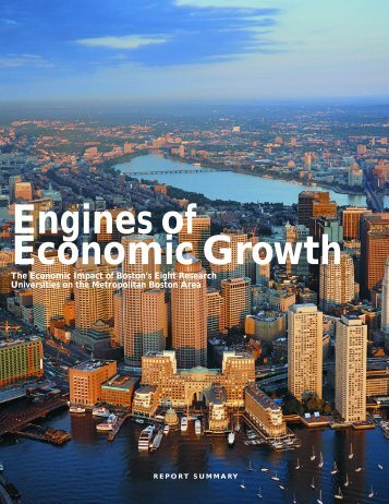 Engines of Economic Growth - Appleseed