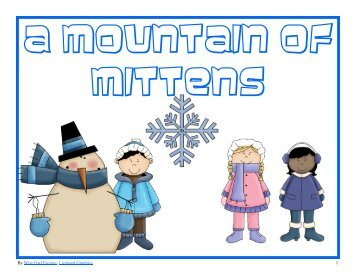 Mitten Mountain Display PDF 18 Free Pages