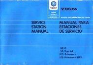 50 Special - Vespa Club Polska