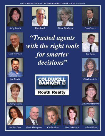 Coldwell Banker Routh Realty - Youngspublishing.com