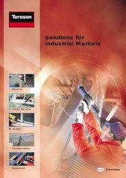 Solutions for Industrial Markets - Henkel