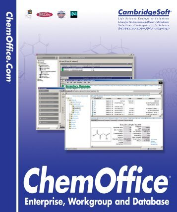 Chem bio office crack