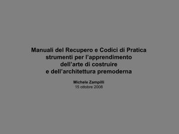 Manuali del Recupero - Angelo Ferretti