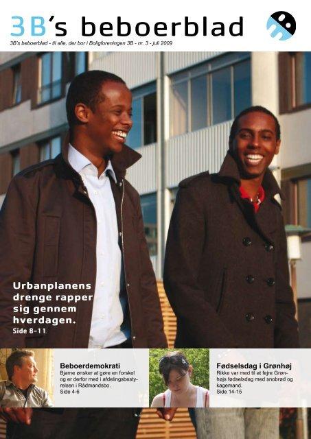 3B's beboerblad - Boligforeningen 3B
