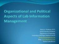 View PDF - Pathology Informatics 2014, May 13-16