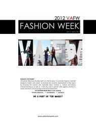 Investment - VA Fashion Week