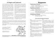 Programm - Stadt Lambrecht Pfalz