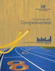 UP state Annual Report 2011 - CII