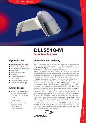 DLL5510-M - Barcode-Shop Index