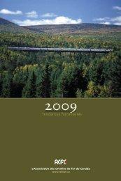 télécharger Tendances ferroviaires 2009. - Railway Association of ...