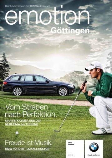 BMW niederlassung göttingen - publishing-group.de