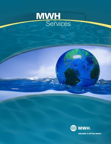 Services - American Water Resources Association
