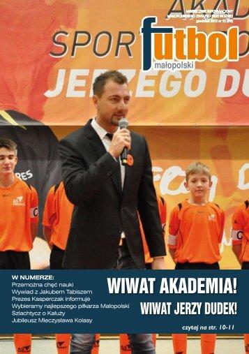 WIWAT AKADEMIA! - Małopolski Związek Piłki Nożnej