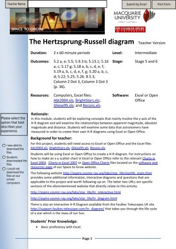 Star composition and h r diagram placement h r diagram physics and astronomy ccuart Gallery
