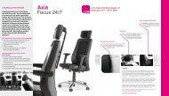 Axia Focus 24/7 - Prospekt - bueromoebelstuttgart