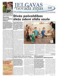 2011. gada oktobris Nr. 10. - Jelgavas rajona padome