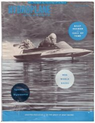 PDF Version - Boat Sport , Speed and Spray, Hydroplane Quarterly