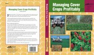 Managing Cover Crops Profitably - Valley Crops Home