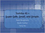 Toshiba 4S - Berkeley Nuclear Research Center