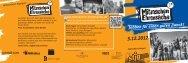Flyer 2012 - Mitmachen Ehrensache