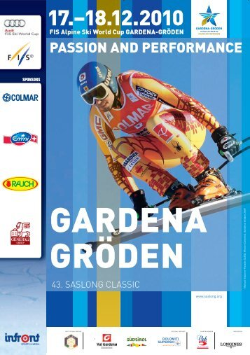 GARDENA GRÖDEN - Val Gardena