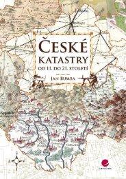 České katastry od 11. do 21. století - eReading