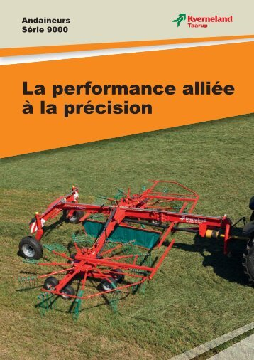 Andaineurs - Jacopin Equipements Agricoles