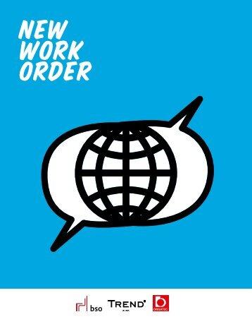 New work order - im buero-forum des bso