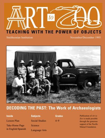 Decoding the Past - Smithsonian Education