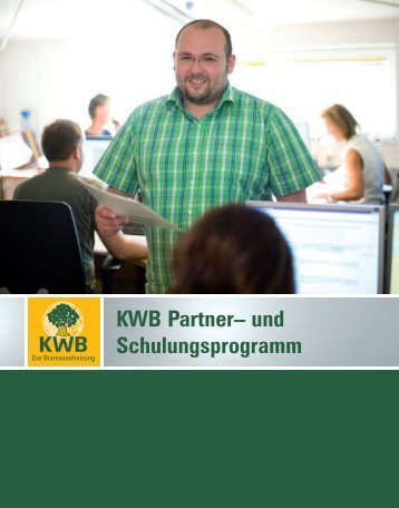 KWB Partner– und Schulungsprogramm - Stirling Power Module