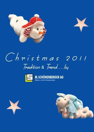 Gesamtkatalog Weihnachten 2011 Download PDF